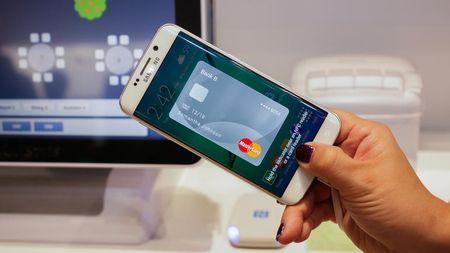 Samsung Pay, giai phap thanh toan moi tai Viet Nam - Anh 1