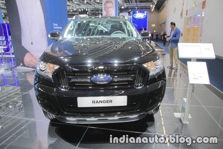 Ford Ranger Black Edition chi san xuat gioi han 2.500 chiec tren toan the gioi - Anh 2