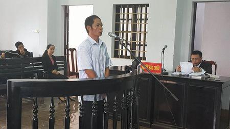Vu Pho chanh Thanh tra nhan hoi lo: Bi cao keu oan tai toa - Anh 2