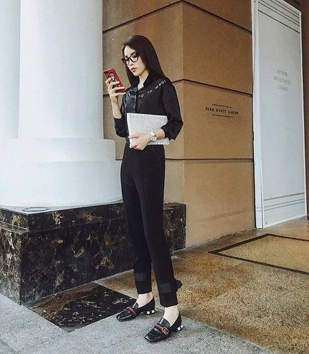 """Hoa hau Ky Duyen se """"quay tung noc"""" tai Milan Fashion Week 2018 - Anh 2"""