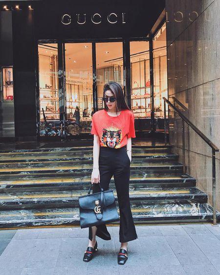 """Hoa hau Ky Duyen se """"quay tung noc"""" tai Milan Fashion Week 2018 - Anh 4"""