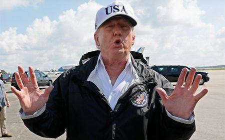 Tong thong Trump se tham mot loat nuoc chau A trong thang 11 - Anh 1