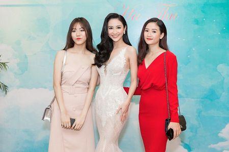 Ha Thu nhan vuong mien, chinh thuc tham gia dau truong nhan sac Hoa hau Trai dat 2017 - Anh 2