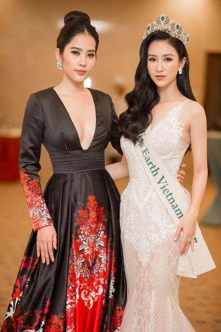 Ha Thu nhan vuong mien, chinh thuc tham gia dau truong nhan sac Hoa hau Trai dat 2017 - Anh 8