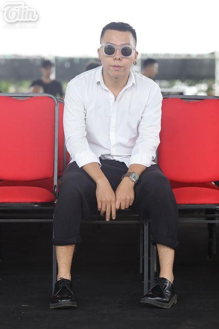 Toc Tien khoe dui thon muot mat tai buoi tong duyet - Anh 7