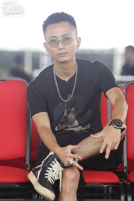 Toc Tien khoe dui thon muot mat tai buoi tong duyet - Anh 8