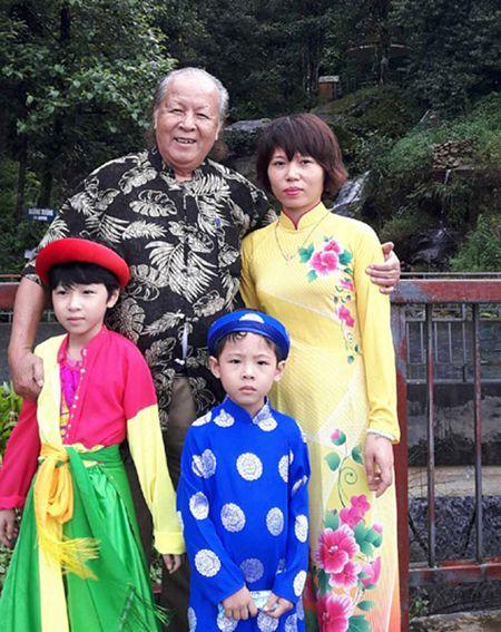 10 nam hanh phuc voi vo tre con tho cua bac si U90 - Anh 1