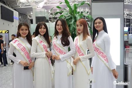 Miss Teen Viet Nam duyen dang trong ta ao dai truyen thong tren dat Han Quoc - Anh 3