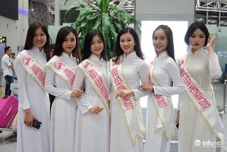 Miss Teen Viet Nam duyen dang trong ta ao dai truyen thong tren dat Han Quoc - Anh 4