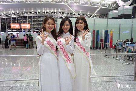 Miss Teen Viet Nam duyen dang trong ta ao dai truyen thong tren dat Han Quoc - Anh 6