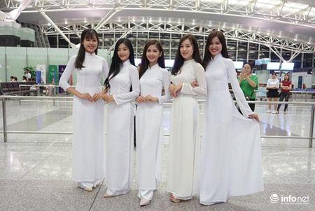 Miss Teen Viet Nam duyen dang trong ta ao dai truyen thong tren dat Han Quoc - Anh 7