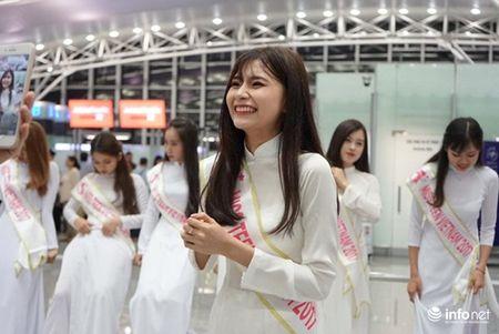 Miss Teen Viet Nam duyen dang trong ta ao dai truyen thong tren dat Han Quoc - Anh 8
