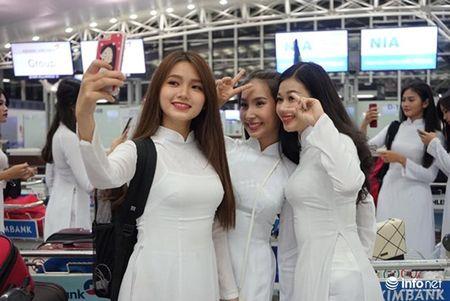 Miss Teen Viet Nam duyen dang trong ta ao dai truyen thong tren dat Han Quoc - Anh 9