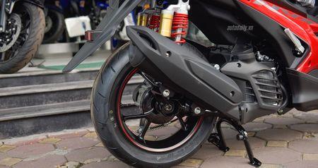 Anh thuc te Yamaha NVX mau dac biet, phuoc dau moi gia 52,7 trieu - Anh 8
