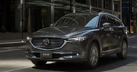 Mazda CX-8 hoan toan moi chinh thuc ra mat, gia tu 28.970 USD - Anh 1
