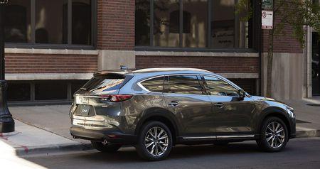 Mazda CX-8 hoan toan moi chinh thuc ra mat, gia tu 28.970 USD - Anh 2