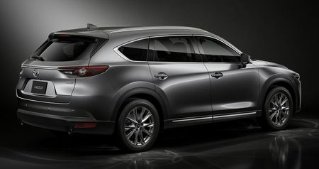 Mazda CX-8 hoan toan moi chinh thuc ra mat, gia tu 28.970 USD - Anh 5