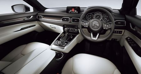 Mazda CX-8 hoan toan moi chinh thuc ra mat, gia tu 28.970 USD - Anh 6