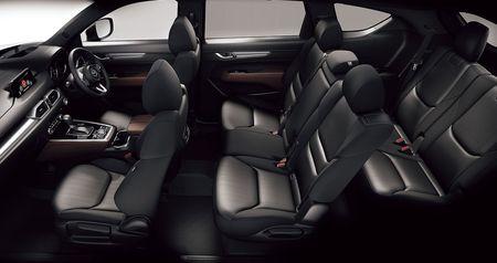 Mazda CX-8 hoan toan moi chinh thuc ra mat, gia tu 28.970 USD - Anh 8