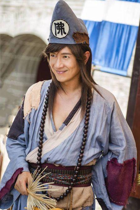 Dien vien dong 'Ton Ngo Khong' - ngoi sao sang trong phim co trang Trung Quoc - Anh 2
