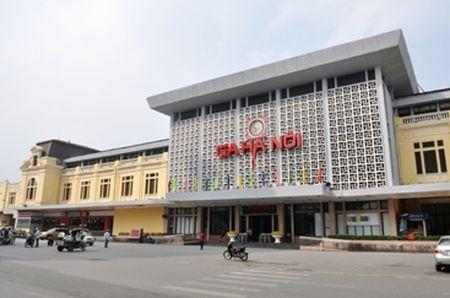 De xuat xay lai ga Ha Noi cao 40 – 70 tang - Anh 1