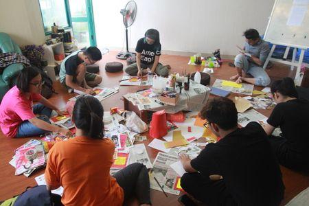 Ha Noi: Trien lam dau tien ve lich su cua cong dong LGBT tai Viet Nam - Anh 5