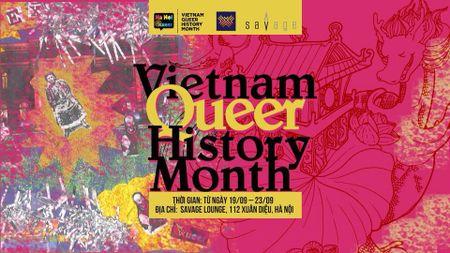 Ha Noi: Trien lam dau tien ve lich su cua cong dong LGBT tai Viet Nam - Anh 7