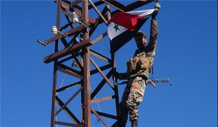 Quan doi Syria tien sau vao Dong Homs, kiem soat 3 ngoi lang chien luoc - Anh 1