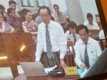 Luat su bao chua: 'Khong the de nghi muc an tu hinh doi voi Nguyen Xuan Son' - Anh 1