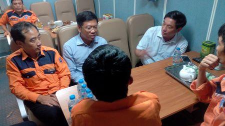 Cuc Hang hai Viet Nam kiem tra cong tac phong chong bao so 10 - Anh 1