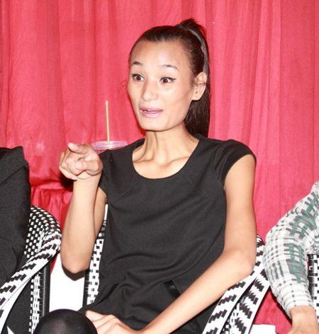 Nhieu my nhan Viet so huu doi chan tong teo gay am anh khong thua kem Cao Ngan - Anh 13