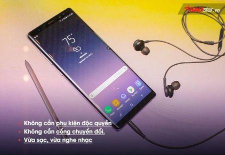 10 dac diem iPhone X nam thu 10 thua kem Galaxy Note 8 mot cach thuyet phuc - Anh 2