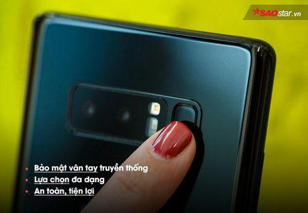 10 dac diem iPhone X nam thu 10 thua kem Galaxy Note 8 mot cach thuyet phuc - Anh 4