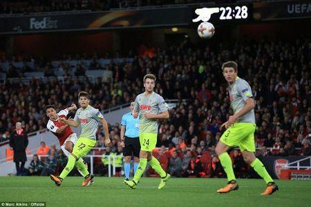Arsenal 'nguoc dong' nho sieu pham cua Alexis Sanchez - Anh 5