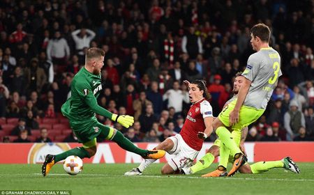 Arsenal 'nguoc dong' nho sieu pham cua Alexis Sanchez - Anh 8