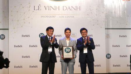 TGDD lot top 50 cong ty niem yet hang dau chau A - Anh 1
