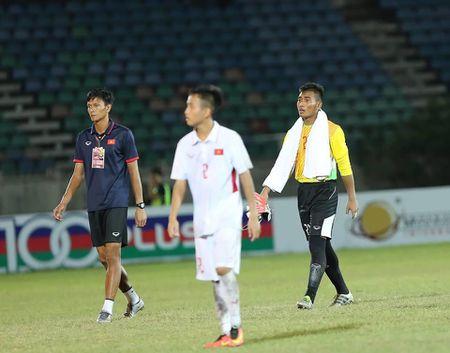 U18 Viet Nam guc nga truoc Myanmar: Nho Cong Phuong va… U19 - Anh 2