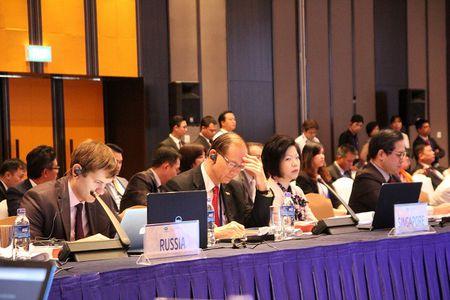 APEC 2017: Khuyen khich DNNVV tang cuong ket noi, tham gia chuoi gia tri toan cau - Anh 4