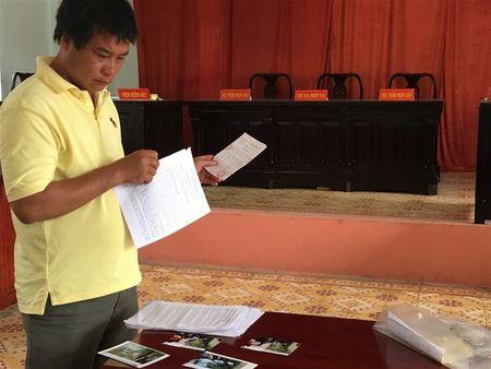 Phat sai, Truong Cong an huyen Phu Quoc thua kien - Anh 1