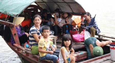 Bao giat cap 15 ap sat bo bien Ha Tinh-Quang Binh, so tan khan cap 10.000 dan - Anh 3