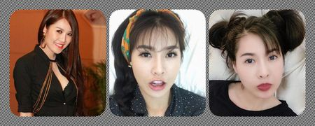 Chuc nang nhan dien khuon mat cua Iphone X cung phai 'bo tay' truoc nhung sao Viet nay! - Anh 10