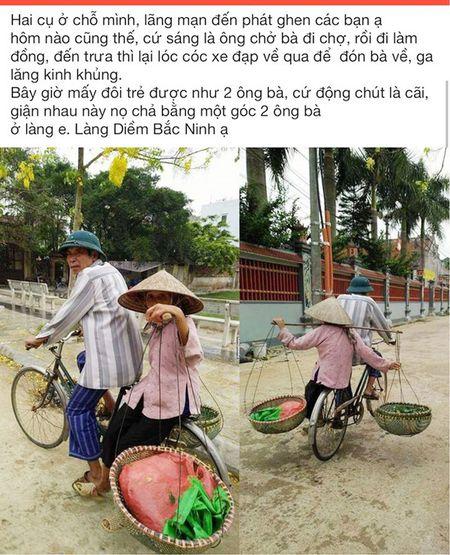 Clip: So vo bi uot chan, cu ong cong ba qua doan duong ngap nuoc khien dan mang phat sot - Anh 3