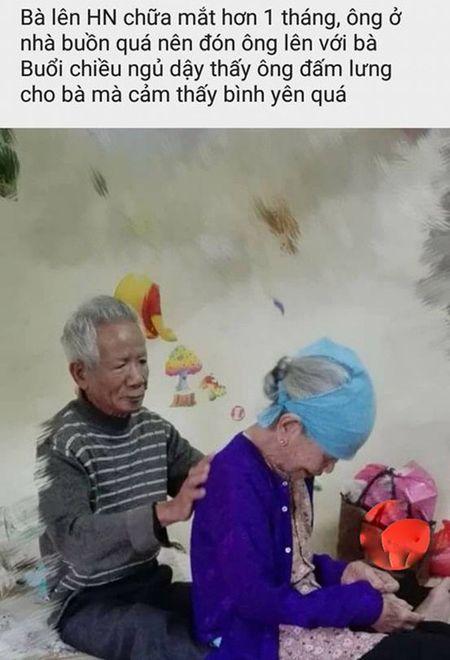 Clip: So vo bi uot chan, cu ong cong ba qua doan duong ngap nuoc khien dan mang phat sot - Anh 4