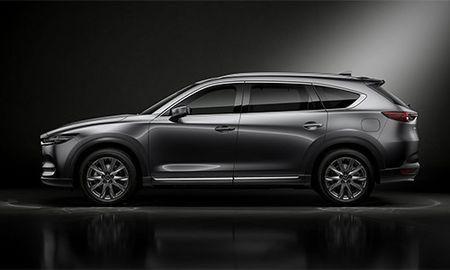 Mazda CX-8 gia tu 30.000 USD tai Nhat Ban - Anh 1
