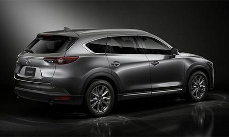 Mazda CX-8 gia tu 30.000 USD tai Nhat Ban - Anh 2