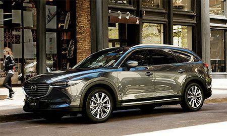 Mazda CX-8 gia tu 30.000 USD tai Nhat Ban - Anh 3