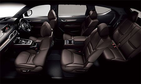 Mazda CX-8 gia tu 30.000 USD tai Nhat Ban - Anh 4