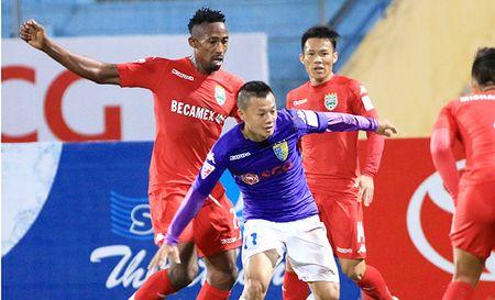Vong 18 V-League 2017: Thanh Hoa mat ngoi? - Anh 1