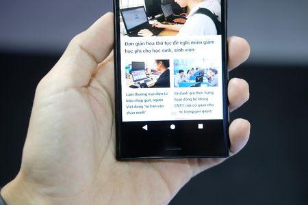 Sony chinh thuc tung Xperia XZ1 tai Viet Nam, gia 15,99 trieu dong - Anh 9
