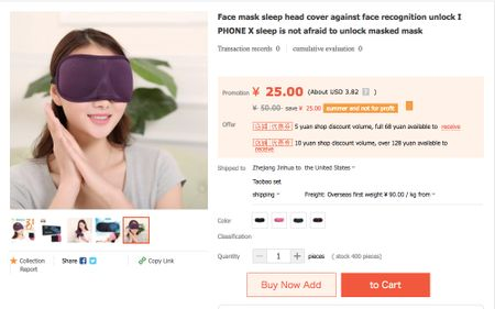 Cac san pham bao mat tang tinh an toan cho Face ID cua iPhone X - Anh 2